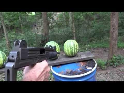 UZI vs Watermelons