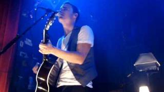 The Fray - Ungodly Hour - Denver 1/6/09