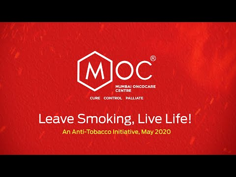Leave Smoking, Live Life! MOC's Anti-Tobacco Initiative