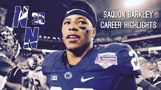 """A Generational Talent"" ᴴᴰ    Saquon Barkley Career Highlights    Penn State RB #26"
