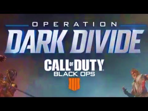 Black Ops 4 Operation DARK DIVIDE Teaser Trailer (Final Operation) BO4 DLC 4 Tag Der Toten Teasers
