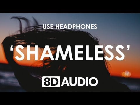 Camila Cabello - Shameless (8D AUDIO) 🎧