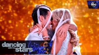 Emma & Sasha proposal - Cirque du Soleil Recap/Results - Dancing with the Stars