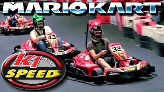 Mario Karting at K1