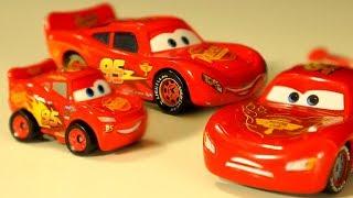 🚗 ТАЧКИ 3 Распаковка Пакетики - Disney Cars 3 Unboxing - Игрушки из Мультфильма ТАЧКИ 3