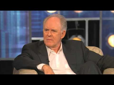 John Lithgow on everything from eating an entire pizza to his acting career - CenterStage