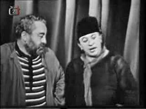 Jan Werich a Miroslav Horníček - Forbína 3. z Těžké Barbory (Part 1)