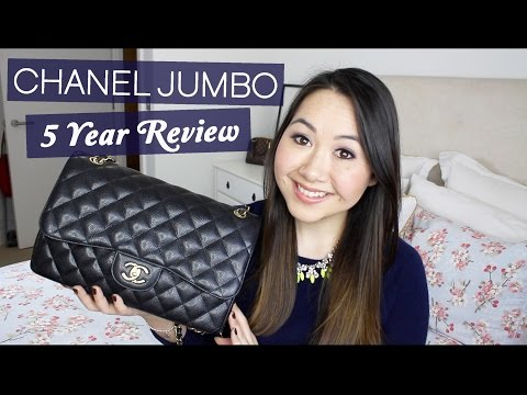Chanel Jumbo 5 Year Review: Wear & Tear, Price Increases etc!