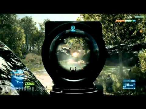 Trailer de Battlefield 3