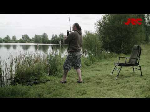 JRC Cocoon 2G Recliner horgászfotel videó