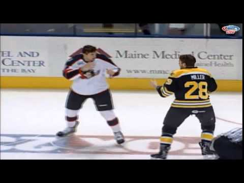 Kevan Miller vs Chris Brown
