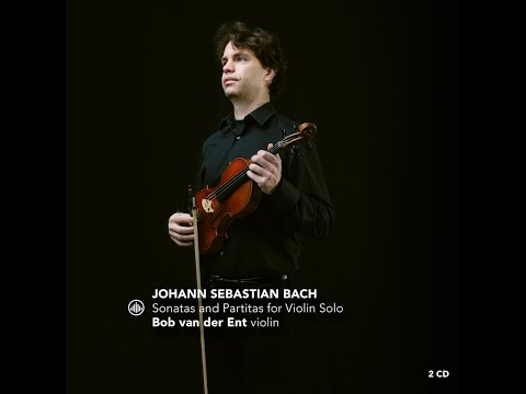 play video:Bob van der Ent plays part of Sonata no 3. Adagio - J.S. Bach