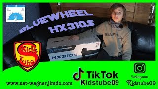 Hoverboard Bluewheel HX 310S unboxing und Tutorial
