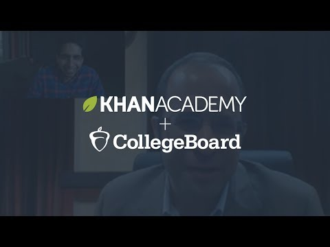 A thumbnail for: Overview of SAT prep on Khan Academy