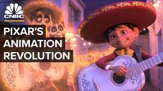 How Pixar Revolutionized Animation