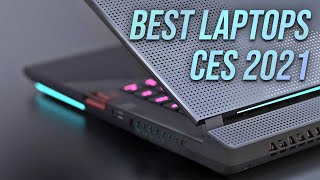 The Best Gaming Laptops of CES 2021!