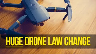 Your drone WILL BE GROUNDED (2021 FAA Remote ID drone laws)