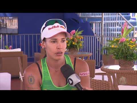 Etapa do Circuito Brasileiro de Vôlei de Praia Open começa em Aracaju - Jornal do Estado