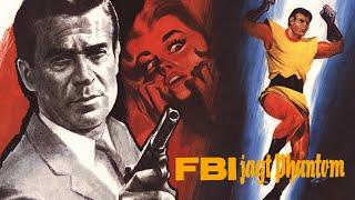 FBI Jagt Phantom (1965) [Horror-Sci-Fi] | ganzer Film (deutsch) ᴴᴰ