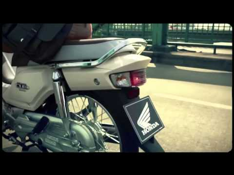 ►2013 new Honda Dream Super Cub 110 Hit Story Thailand) official video