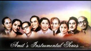 Instrumental - Nainon Main Badra (Sitar & Flute)