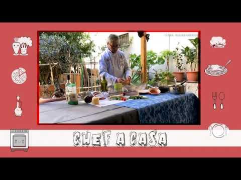 Chef a Casa con Carmine Iovine –Ristorante La buca
