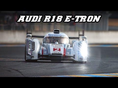 2013 Audi R18 e-tron quattro - 2013 24h of Le Mans & Spa