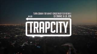 DJ Snake  Lil Jon   Turn Down For What Onderkoffer Remix 1H