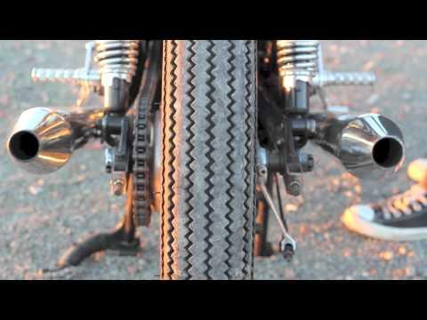 Yamaha XS650 Bobber | Hardtail Chopper | Videos | custom