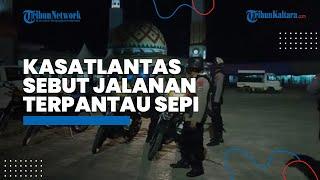 Polres Bulungan Patroli Tanjung Selor, Kasatlantas Sebut Jalanan Sepi