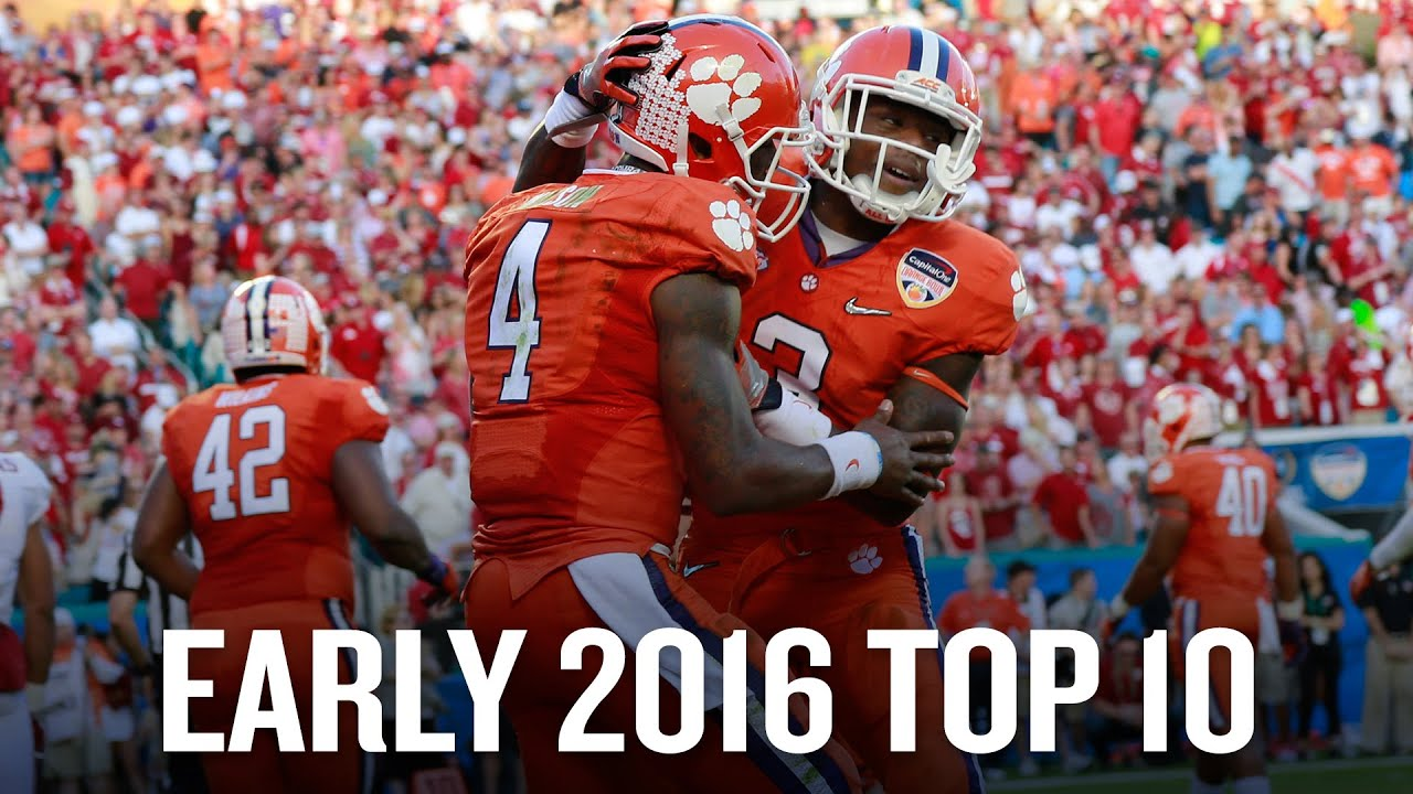 The official way-too-early 2016 college football top 10 thumbnail