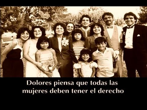 Dolores Huerta is Pro-Choice