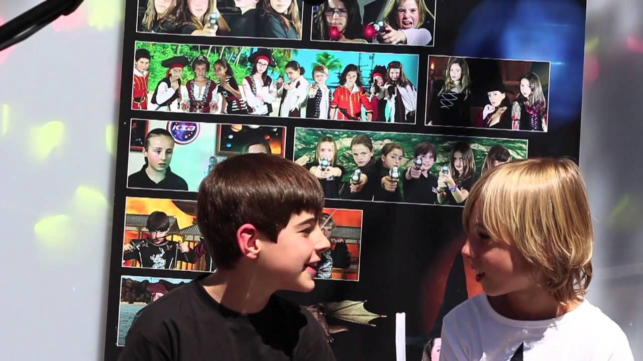 Entrevistas con los Kids in Black - Martín entrevista a Luis