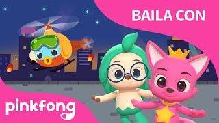 Helicóptero | Autos | Bailemos Con Pinkfong | Pinkfong Canciones Infantiles