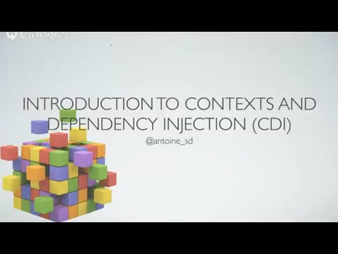 CDI (Part 1): Introduction to CDI