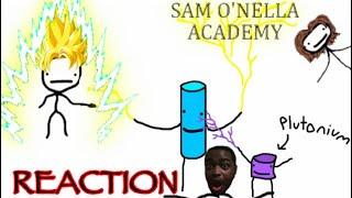 SUPER BABIES AND THORIUM! SAM O'NELLA REACTION
