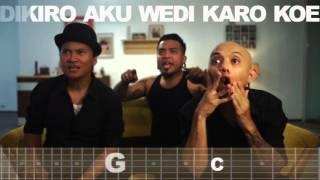 Endank Soekamti   Ojo Nesu (Official Karaoke Video)
