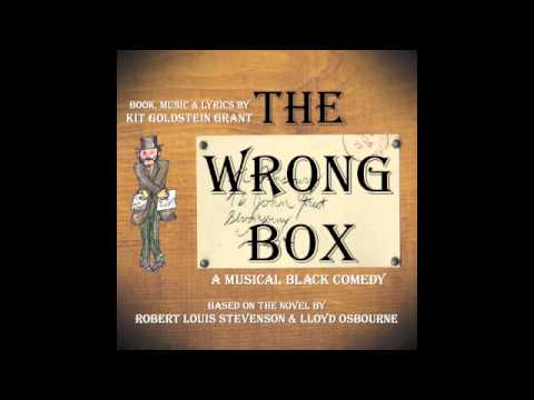 """Nothing Left to Lose"" from ""The Wrong Box"" - Music & Lyrics by Kit G."