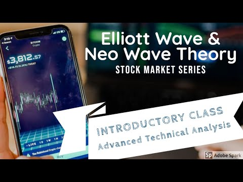 Elliott Wave & Neo Wave Theory | Introduction Class | Advanced ...