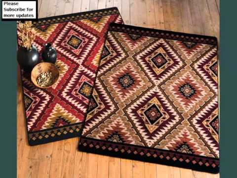 Rugs & Rug Mats Collection   Western Home Decor Rugs