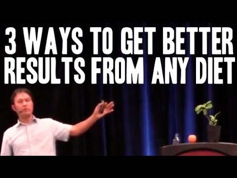3 Ways to Get Better Results from ANY Diet