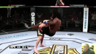 UFC - UFC Career Mode Ep.6 - OOO OOO OUCH! - UFC Fights 2014