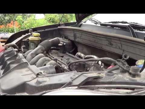 Фото к видео: Замена ремня ГРМ Ford Fusion 1.6 Duratec