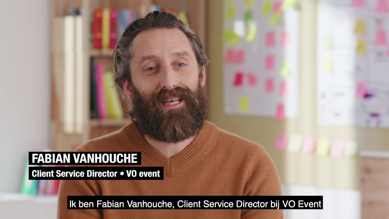 Inside the Lab: Fabian Vanhouche, VO Event