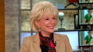 Lesley Stahl Details Joys Of Grandparenting In New Book