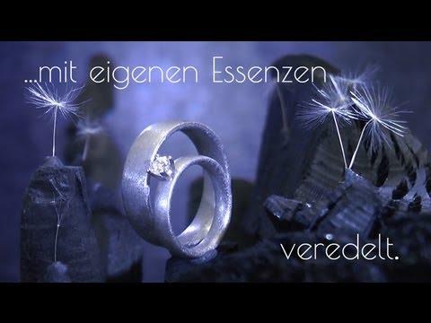 Verlobungsringe und Eheringe: Garantiert einzigartig! Modell E1