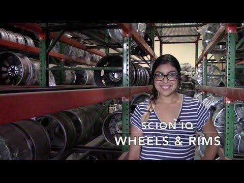 Factory Original Scion IQ Wheels & Scion IQ Rims – OriginalWheels.com