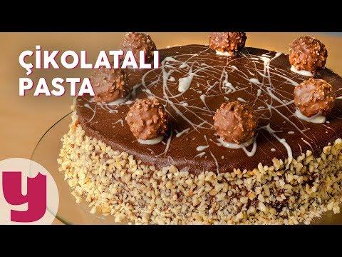 Çikolatalı Pasta Tarifi - Pasta Tarifleri   Yemek.com