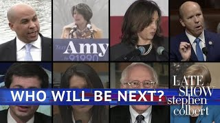 Invasion Of The Presidential Candidates