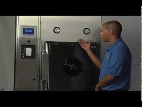 Tightening The Door On Your SSR Series Sterilizer